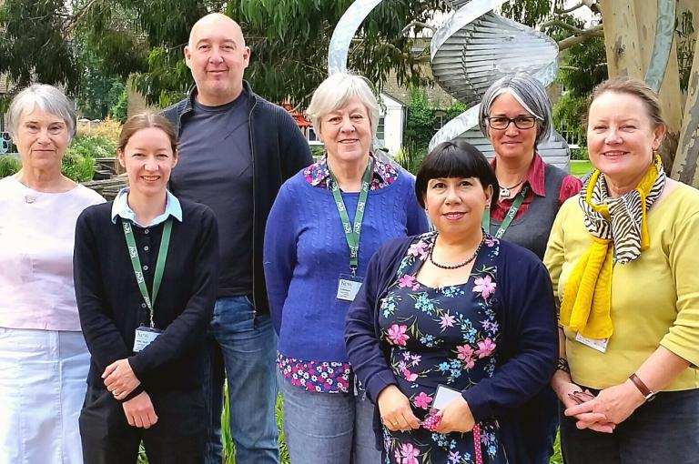 Lab-based Collections Team