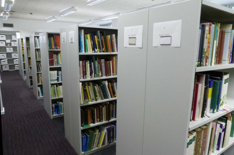 Economic botany library collection