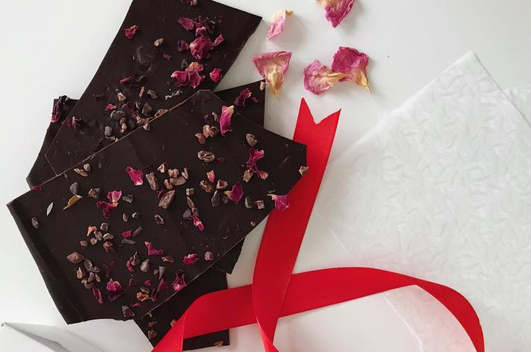 For the love of chocolate © Raw Bonbon