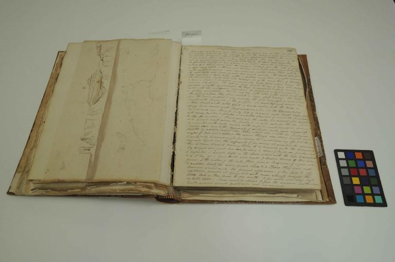 Joseph Hooker's Antarctic Journal