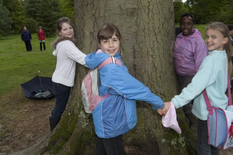 Maths in the great outdoors