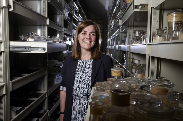 Image showing Prof. Kathy Willis, Kew's Director of Science