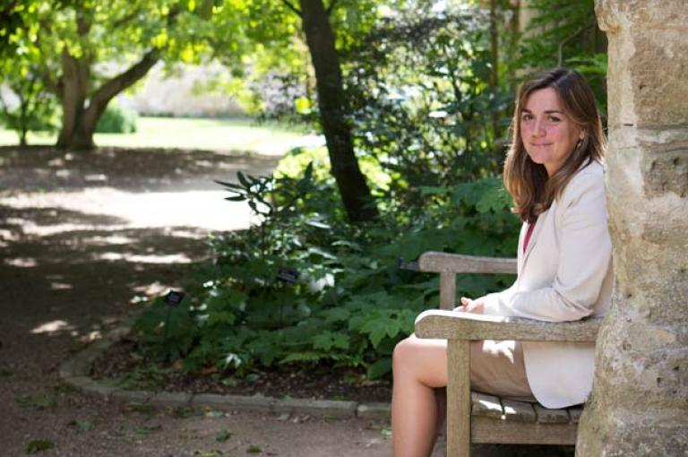 Photo of Prof Kathy Willis