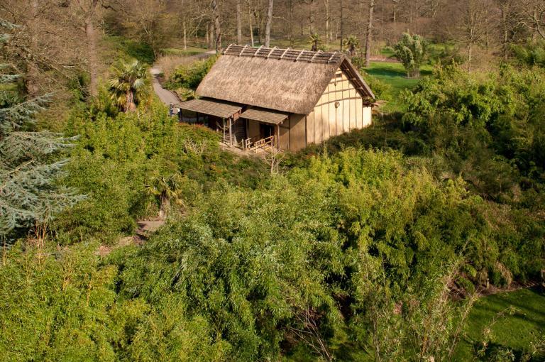 Minka House and Bamboo Garden