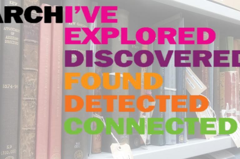 Explore Your Archive logo image
