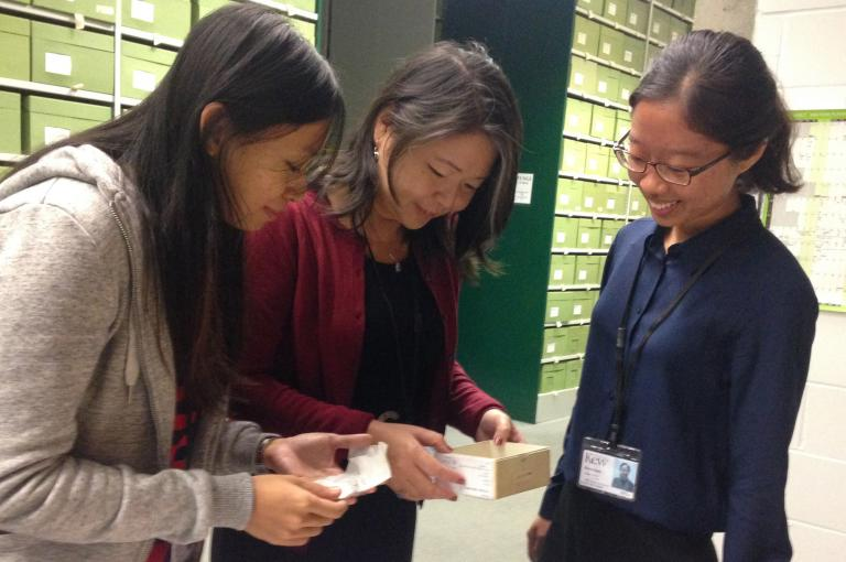 Lee Foundation Botany and Biodiversity Scholars at Kew