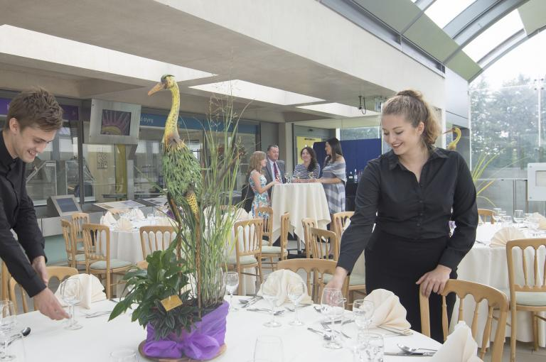 Millennium Seed Bank wedding