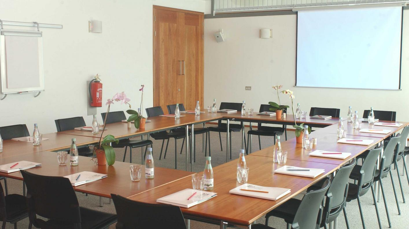 The Orangery conference room