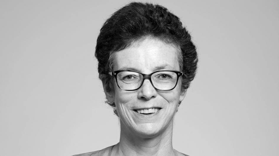 Portait image of Professor Anne Osbourn FRS OBE