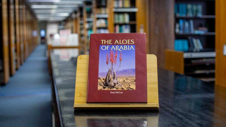 The Aloes of Arabia book