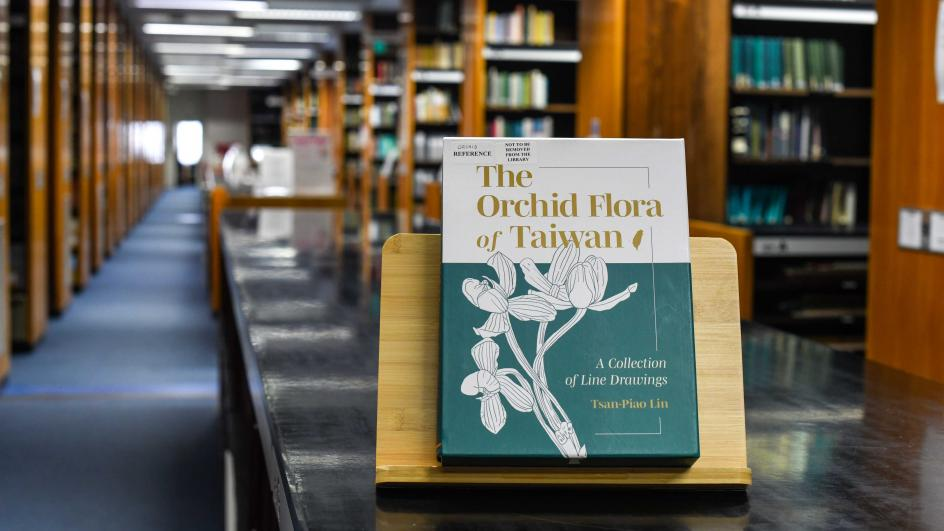 The Orchid Flora of Taiwan book