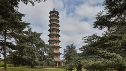 Great Pagoda at Kew