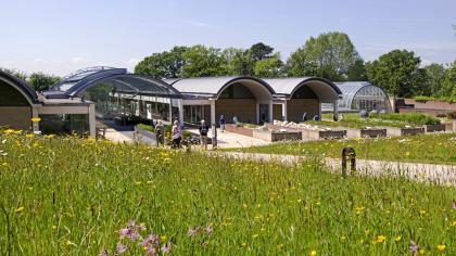 Millennium Seed Bank at Wakehurst
