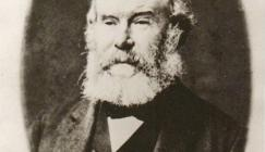 Photo of a portrait of William Fraser Tolmie
