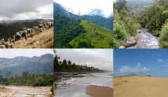 Image showing that Colombia has at least 91 different types of ecosystems