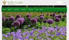 Kew Guild website