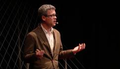 Still from Ed Ikin's TEDx talk
