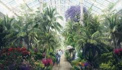 Temperate House interior