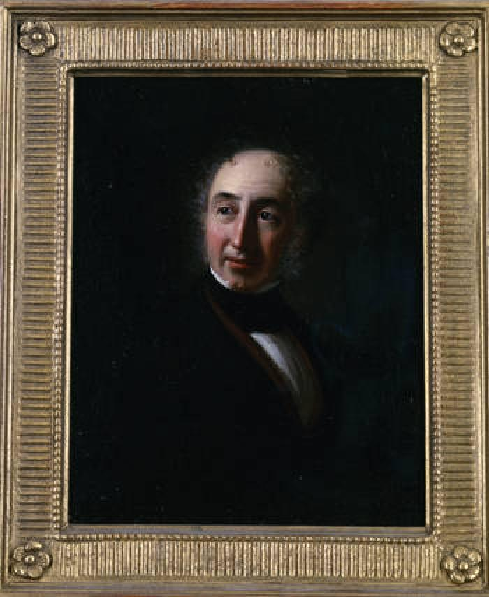 Joseph's father, Sir William Jackson Hooker