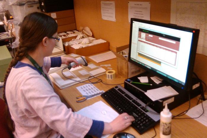 Digitising Kew's Plant Pathogen Collection