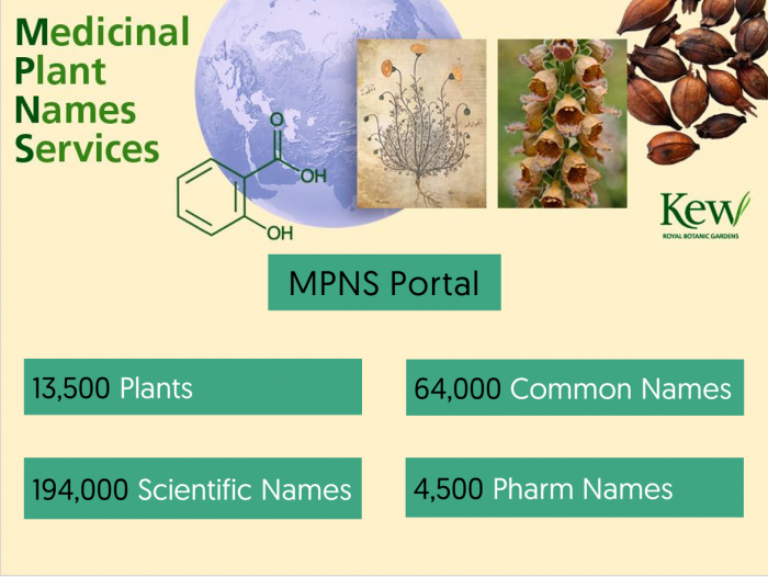 image showing the MPNS portal