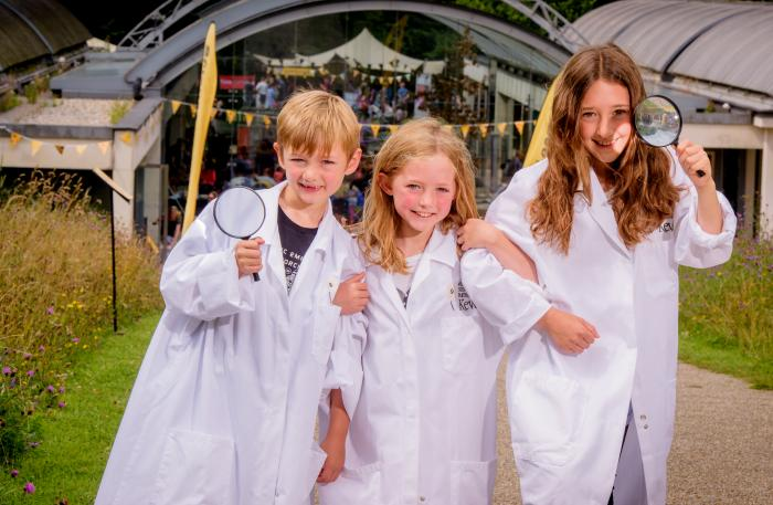 The next generation of scientists!