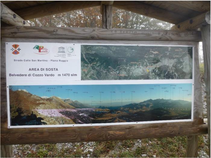 Map of Belvedere di Cozzo Vardo