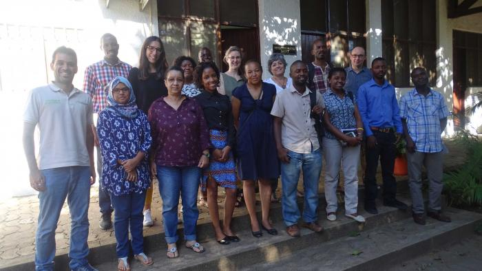 image showing TIPAs workshop in Maputo, Mozambique