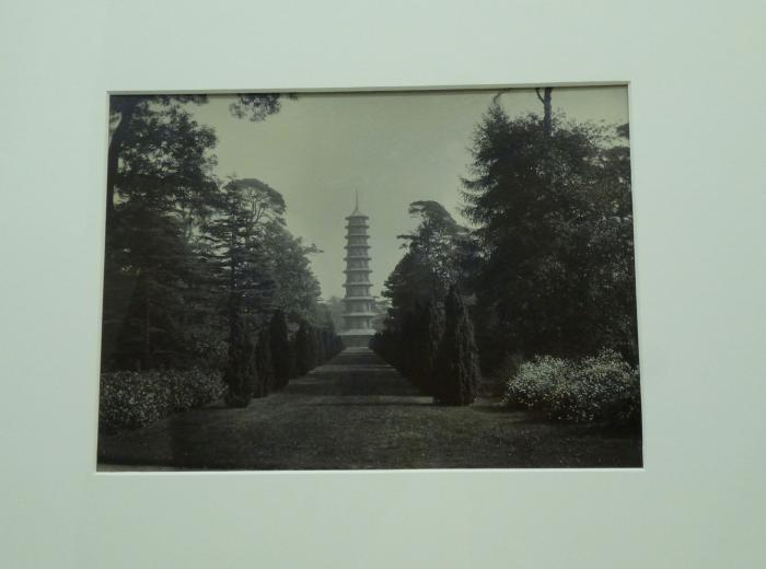 The pagoda in context