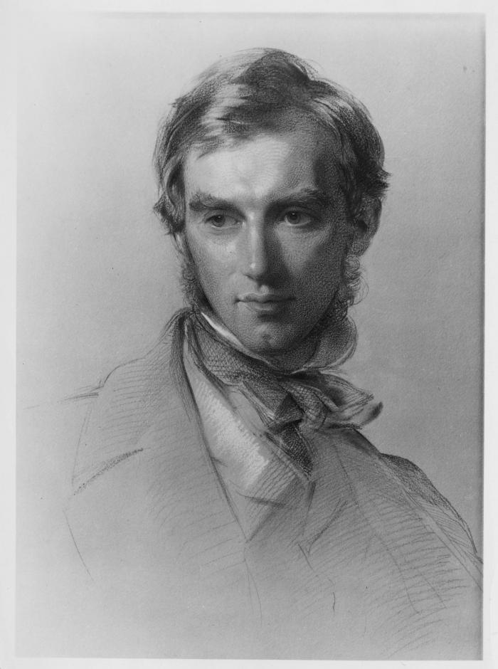 Young Joseph Hooker portrait