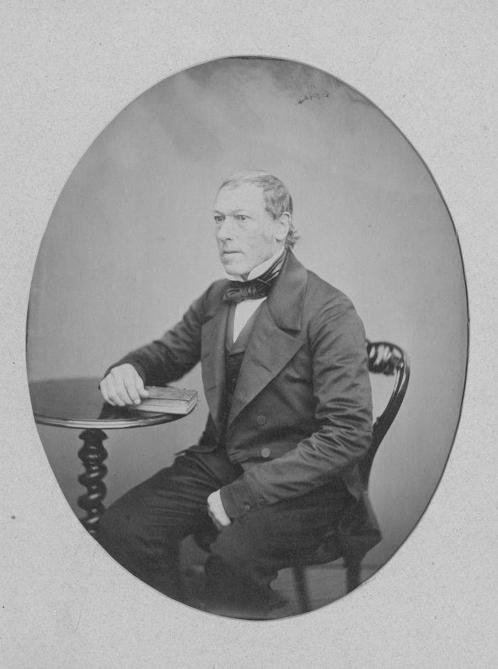 Portrait of Kew Gardens Curator John Smith