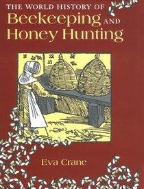 Photo of cover of Eva Crane's book 'Beekeeping and Honey Hunting.'