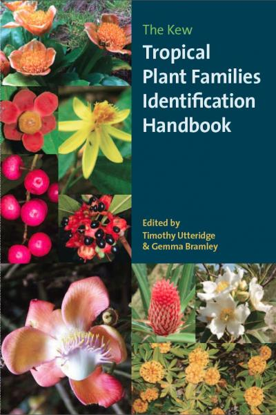 Cover photo of The Kew Tropical Plant Families Identification Handbook