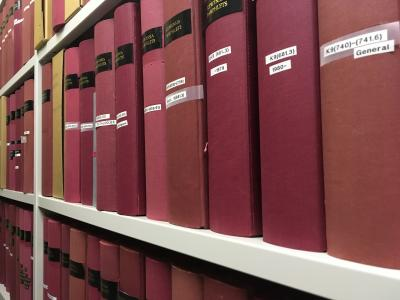 Kew Gardens Archives Kewensia collection