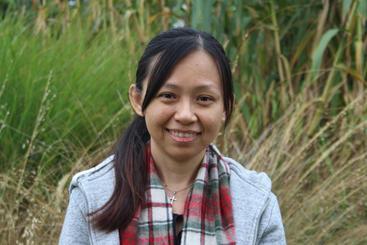MSc student Joanne Tan