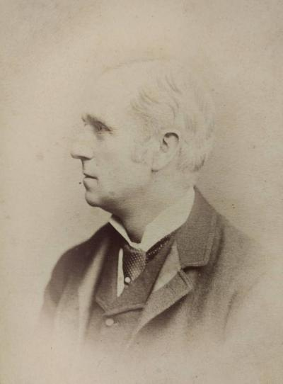 Photograph of John Lowe by Waverly, Photographer to the Royal Family